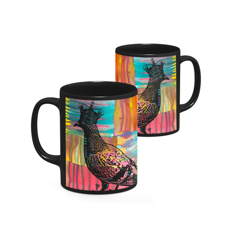Image of Dean Russo King Of The Free World Cool Gift - Coffee Mug