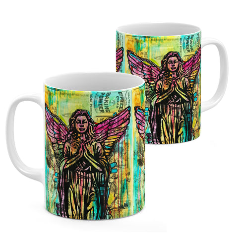 Image of Dean Russo Most Perfect Angel Cool Gift - Coffee Mug