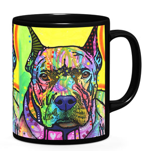 Dean Russo Stare Down Cool Gift - Coffee Mug