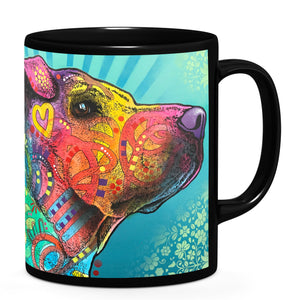 Dean Russo Style Eyes Cool Gift - Coffee Mug
