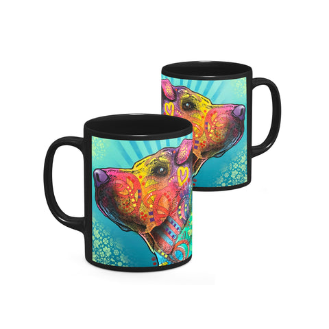 Image of Dean Russo Style Eyes Cool Gift - Coffee Mug