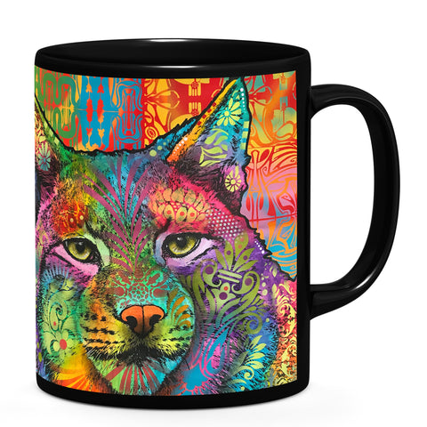 Image of Dean Russo The Lynx Cool Gift - Coffee Mug