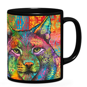 Dean Russo The Lynx Cool Gift - Coffee Mug