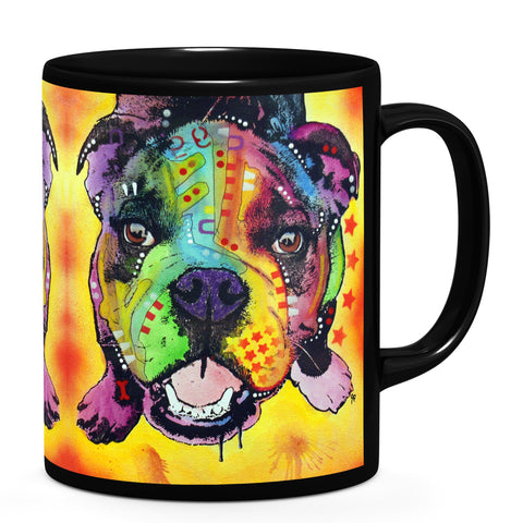 Image of Dean Russo Baby Bulldog Cool Gift - Coffee Mug