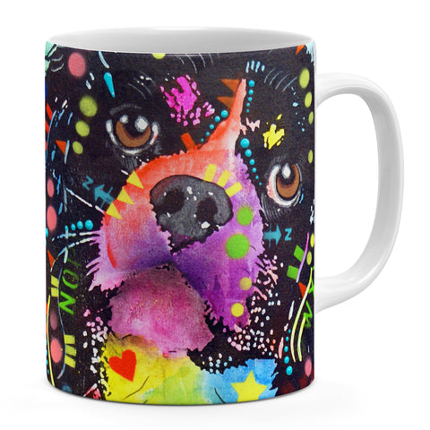 Image of Dean Russo King Charles 2 Cool Gift - Coffee Mug