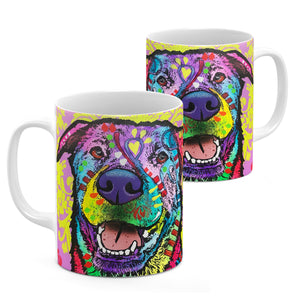 Dean Russo Dan Cool Gift - Coffee Mug