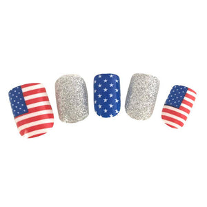 OH Fashion Stick On Nails USA - Bee Bee Shopping USA