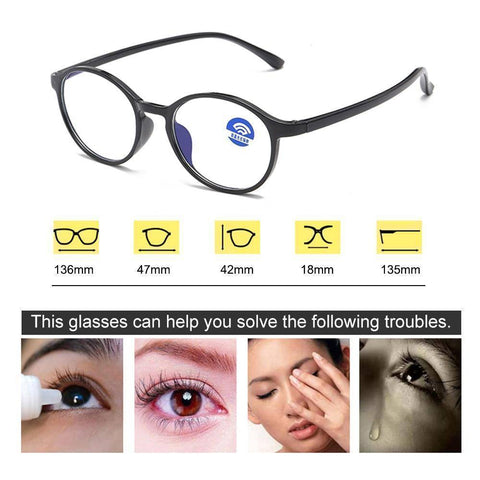 Image of Computer and Gaming Blue Light Blocking Glasses - Bee Bee Shopping USA
