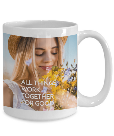 Image of All Things Work Together For Good - Bee Bee Shopping USA