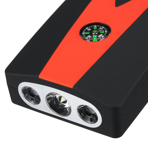 Car Jump Starter USB with Jumper Cables - Bee Bee Shopping USA