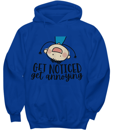 Image of Get Noticed Get Annoying Clothing - Bee Bee Shopping USA