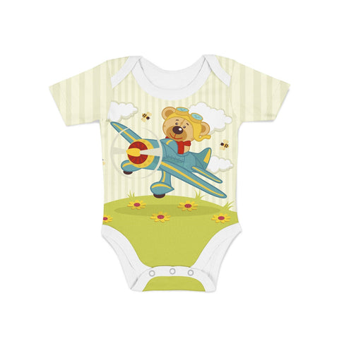Flying Teddy Onesie - Bee Bee Shopping USA