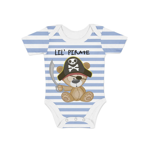 Infant Lil Pirate Onesie - Bee Bee Shopping USA
