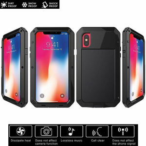 Heavy Duty Metal Aluminum Protection Case - Bee Bee Shopping USA