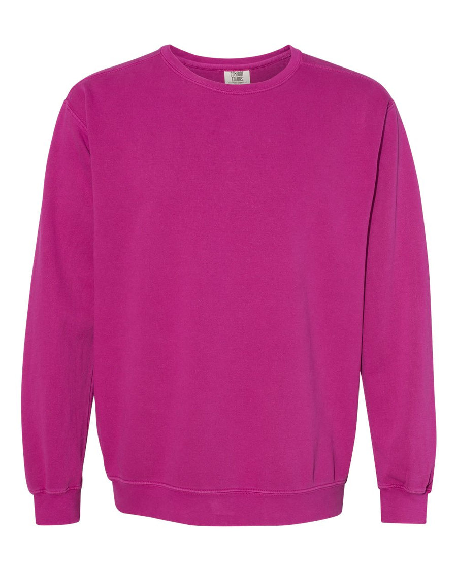 Comfort Colors - Garment-Dyed Sweatshirt - 1566