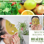 Clear One Best DIY Fruit & Vegetable Mask Maker Machine