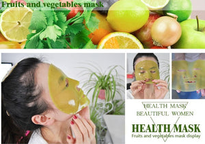 Clear One Natural and Organic Facial Fruit Mask Machine