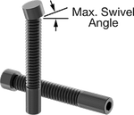 110-121 Steel Swivel Socket Set Screws