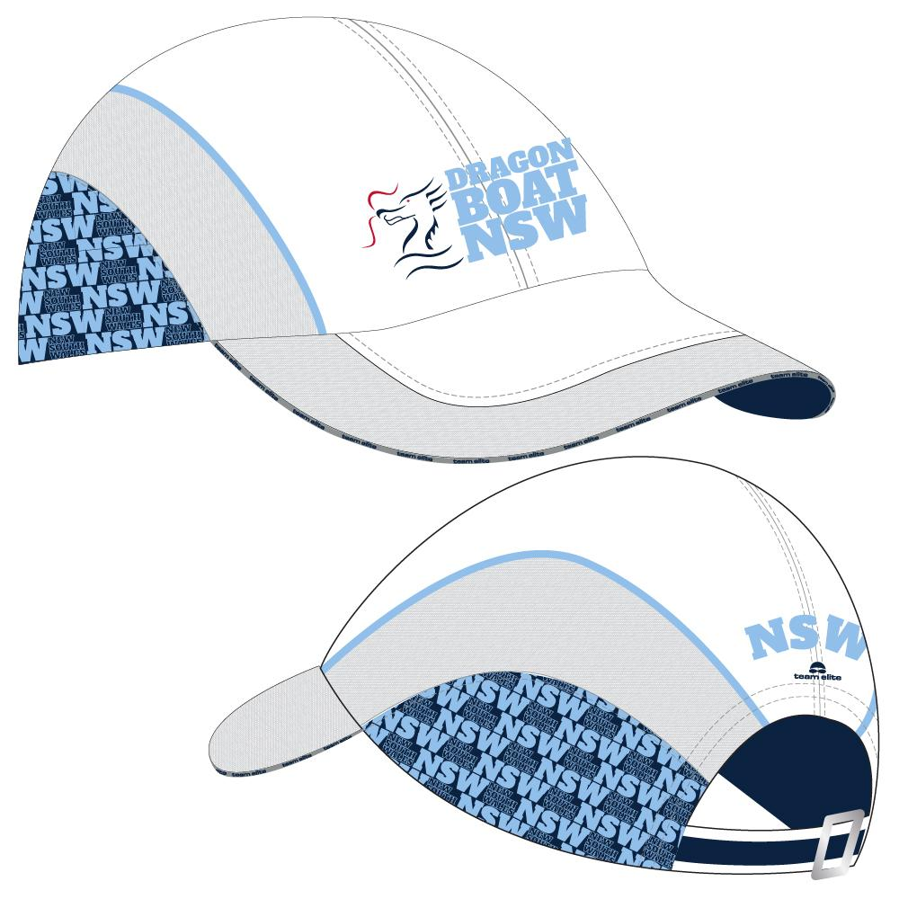 Official DBNSW State Representative Low-profile Baseball Cap