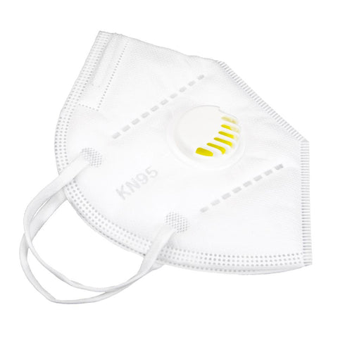 Particulate Respirator Ventilated Mask KN95 (FFP2 / KN95) - Box of 20