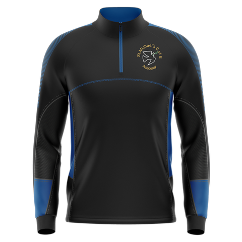St Michael's School PE Tracksuit Top