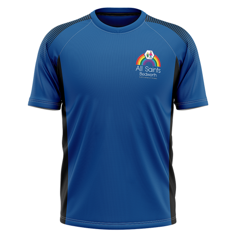 All Saints School PE T-Shirt