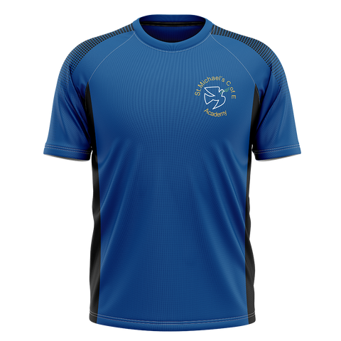 St Michael's School PE T-Shirt
