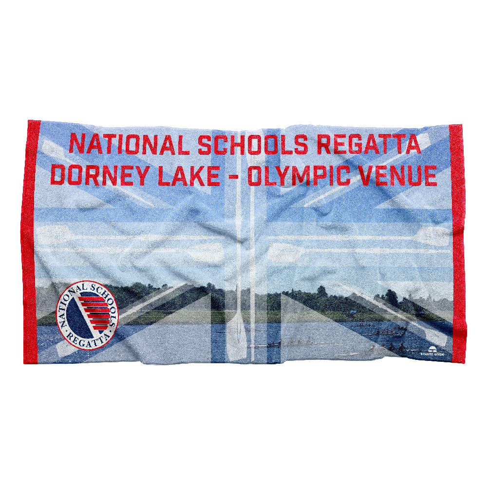 National Schools Regatta Beach Towel