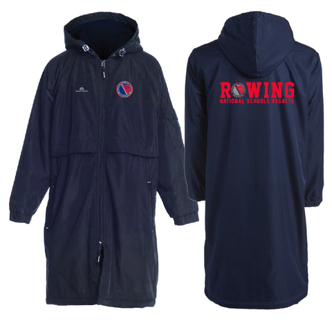 National Schools Regatta Navy Sports Parka
