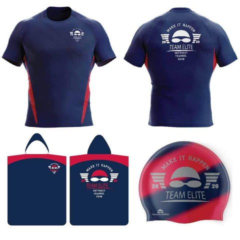 Team Elite Rottnest Channel Swim Team Package - Kids 12
