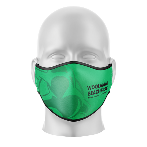 Woolamai SLSC Reusable Face Mask