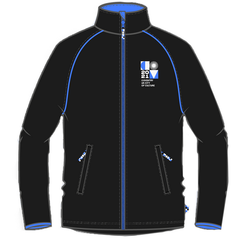 Coventry UK City of Culture 2021 Fleece Jacket