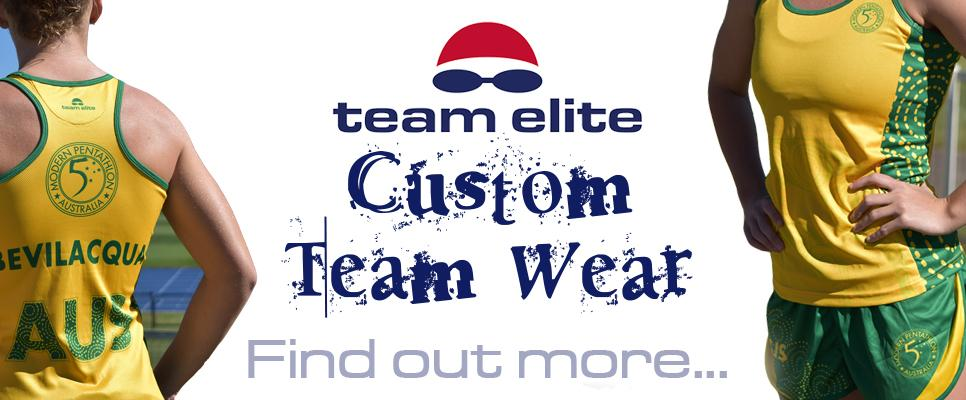 Custom Teamwear and Equipment