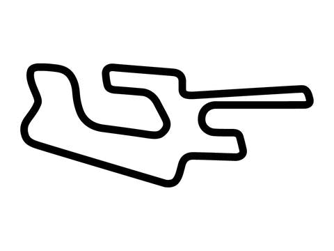 Eagles Canyon Raceway (New Layout)