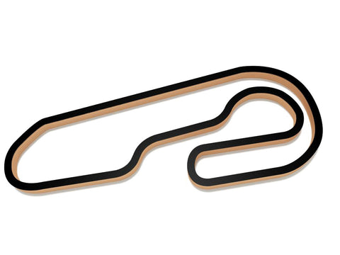 Gateway Motorsports Park Road Course