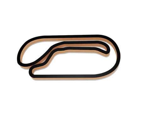 Milwaukee Mile Road Course