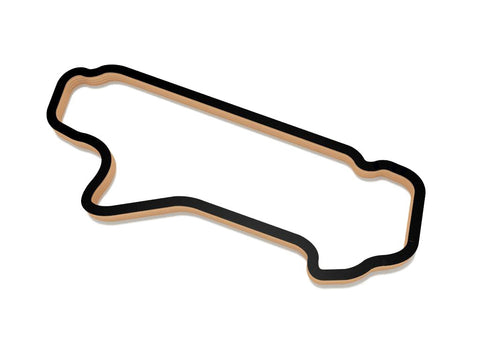 Pocono Int'l Raceway South East Option 1 Course
