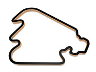 Pocono Int'l Raceway North South Option 3 Course