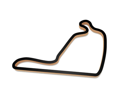 Summit Point Motorsports Park Circuit