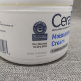 Original CeraVe moisturizing cream repairing and damaging 340/453g