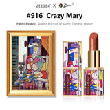Zeesea New Picasso Collections Matt Long Lasting Water Proof LipStick