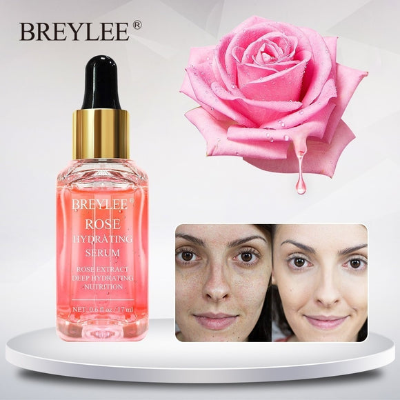 BREYLEE Rose Nourishing Deep Hydrating  Serum