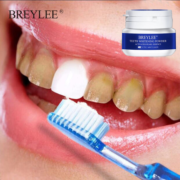 BREYLEE Teeth Whitening Toothpaste