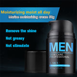 Hyaluronic Men Face Cream Oil-control  Lift Anti-Wrinkle Firming  Cream
