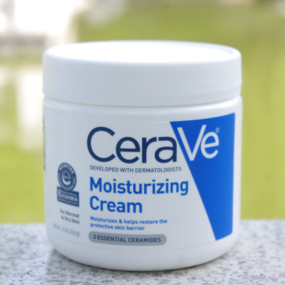 CeraVe moisturizing, repairing, and damaging / 453g