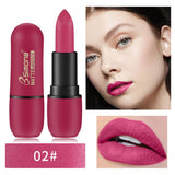 8 Color Natural Matte Waterproof Lipstick