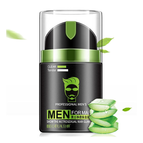 1pcs Men Moisturizing Oil-control Face Cream Anti Wrinkle Anti Aging Whitening Cream