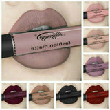 9 Color Lip Makeup  Long Lasting Waterproof Lipstick