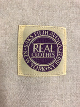 Load image into Gallery viewer, Vintage Saks 5th Avenue Linen Shirt