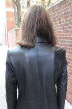 Load image into Gallery viewer, Tailored Fit Softest Leather Coat